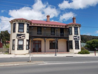 Historic Beaconsfield Hotel Tasmania only $590,000 offers over ideal Hotel BnB Cafe Restaurant