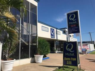 LEASEHOLD MOTEL OF 32 ROOMS IN ROCKHAMPTON, BEST RETURN EVER!!!