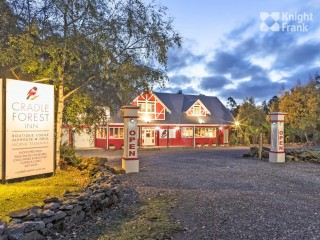 Cradle Forest Inn - Boutique Accommodation Property in Popular Tourist Precinct