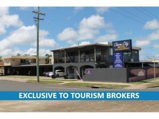 2317ML - HIGH QUALITY LEASEHOLD MOTEL THAT WON'T FAIL TO IMPRESS