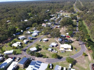 Classic Country Caravan Park Right on the River- Great Lifestyle with Potential Upside