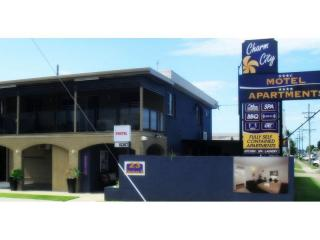 VERY WELL PRESENTED 17 ROOM LEASEHOLD MOTEL FOR SALE IN BUNDABERG, QLD.