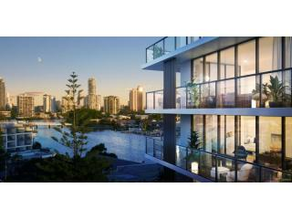 Short-Term Surfers Paradise Off-The-Plan with Panoramic Water Views  | Resort Brokers ID : OTP005545