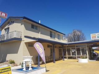 Centre Of Town Location Freehold Motel 17% ROI  NSW
