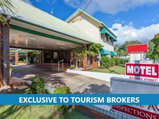 2601MI - INVESTMENT MOTEL IN TOOWOOMBA - 8% ROI
