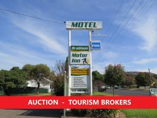 381MF - Very Affordable Freehold Motel Auction!