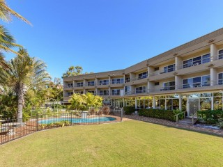 UNDER CONTRACT.  24 Room Motel – Freehold South Gladstone 1P5039
