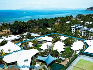 Boutique Queensland Island Resort