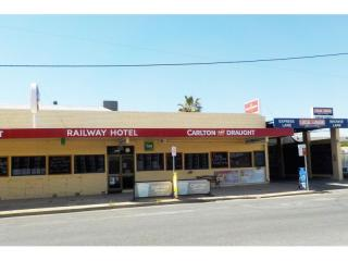 Railway Hotel, Deniliquin - Excellent Buyers Yield - 1P4833H