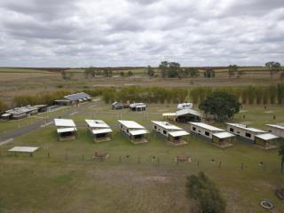 CARAVAN PARK AND RURAL RESORT ON 165 ACRES FREEHOLD FOR SALE.