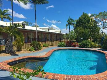 2393ML - 31 Unit Motel Rockhampton - Huge 40% ROI