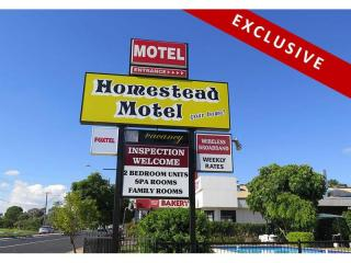 472MF - Freehold Motel: Your Own Efforts and Your Own Rewards