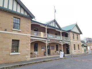 Historical Ross Hotel Tasmania, circa 1835, thriving freehold going concern, Offers Over $895,000