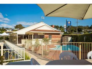 VENDOR FINANCE AVAILABLE - NSW SOUTH COAST LEASEHOLD MOTEL FOR SALE, LONG LEASE OF 26 ROOMS.